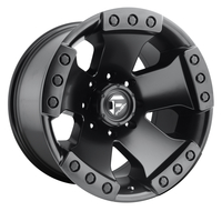 Image Monsta D577 - Matte Black 17x9