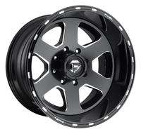 Image Ripper D271 - Matte Black & Milled 20x10