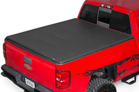 Image 1st Gen. Soft Tri-Fold Tonneau Bed Cover (5.5-foot Bed w/o Cargo Management Syst