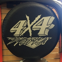Image Spare Tire Cover