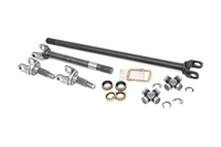 Image 4340 Chromoly Replacement Front Axle Kit - D30 27 Spline (TJ / LJ / YJ / XJ / MJ