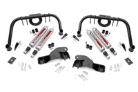 Image Dual Front Shock Kit for 6-inch Lifts