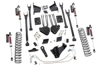 Image 6in Ford 4-Link Suspension Lift Kit (11-14 F-250 4WD | Overloads)