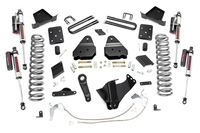 Image 6in Ford Suspension Lift Kit | Vertex (11-14 F-250 4WD | Gas | Overloads)