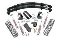 Image 2.5-inch Suspension Leveling Lift System