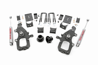 Image Front 3-inch / Rear 5-inch Lowering Kit