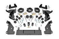 Image 3.25-inch Suspension & Body Lift Combo Kit (Factory Cast Aluminum Control Arm Mo