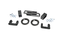 Image 2.5-inch Suspension Leveling Lift Kit (Factory Stamped Steel Control Arm Models)
