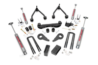 Image 2-3-inch Suspension Lift Kit (Rear Blocks)