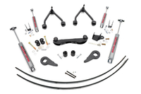 Image 2-3-inch Suspension Lift Kit (Rear Add-A-Leafs)