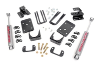 Image Front 2-inch / Rear 4-inch Lowering Kit