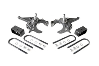 Image Front 2-inch / Rear 2.5-inch Spindle Lowering Kit