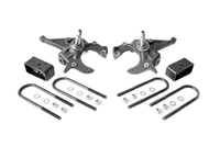 Image Front 2-inch / Rear 3-inch Spindle Lowering Kit