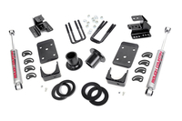 Image Front 1-2-inch / Rear 4-inch Lowering Kit