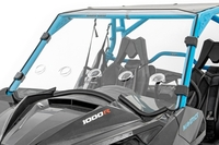 Image Can-Am Full Scratch Resistant Vented Windshield (13-18 Maverick)