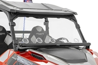 Image Scratch Resistant Vented Full Windshield (16-21 Polaris General)