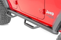 Image Jeep Wheel to Wheel Nerf Steps (2018 JL Wrangler 4-Door)