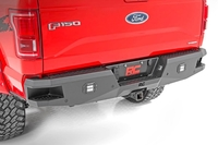 Image Ford Heavy-Duty Rear LED Bumper (15-18 F-150)