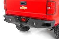 Image Chevy Heavy-Duty Rear LED Bumper (07-18 1500)