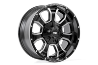 Image Rough Country One-Piece Series 93 Wheel, 20x10 (5x5)