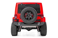 Image Jeep Rock Crawler Rear HD Bumper (07-18 Wrangler JK)