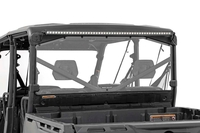 Image Scratch Resistant Rear Windshield Panel (16-21 Can-Am Defender)