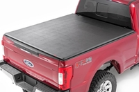 Image Ford Soft Tri-Fold Bed Cover (99-16 F-250/350 - 6' 5