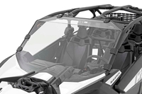 Image Can-Am Scratch Resistant Full Windshield (17-21 Maverick X3)