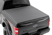 Image Ford Soft Tri-Fold Bed Cover (15-20 F-150 - 6' 5