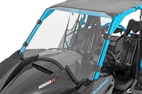Image Can-Am Full Scratch Resistant Front Windshield (13-18 Maverick)