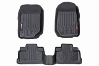 Image Heavy Duty Floor Mats [Front/Rear] - (2018 Jeep JL Wrangler Unlimited)