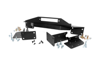 Image Winch Mounting Plate