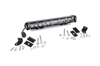 Image 12-inch Chrome Series Single Row CREE LED Light Bar