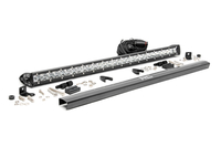 Image 30-inch Chrome Series Single Row CREE LED Light Bar