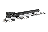 Image 30-inch Black Series Single Row CREE LED Light Bar