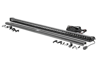 Image 50-inch Black Series Single Row Straight CREE LED Light Bar