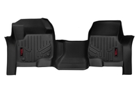 Image Heavy Duty Floor Mats [Front] - (17-18 Ford Super Duty)