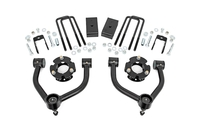 Image 3-inch Bolt-On Suspension Lift Kit w/ Upper Control Arms