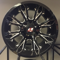 Image 4x4Works Series II Wheel 6-135/139.7 FORD F150