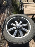 Image 24x10+13 DeCenti DW903 wheels with tires for sale!!!