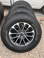 Image 2018 Ford F150 FX4 Wheels and Tires 96 miles