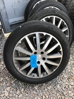 Image ONE SET OF 2014 MASERATI GHIBLI WHEELS FOR SALE - $800.00