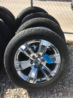"Image 20"" Chrome Sierra 1500 wheels for sale"