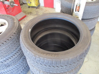 Image (FOUR) USED P285/45r22 BRIDGESTONE DUELER A/T RH-S TIRES FOR SELL