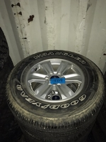 "Image One set of Ford F150 17"" Aluminum wheels"