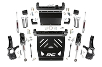 Image 6in GM Suspension Lift Kit   Lifted Struts (15-21 Canyon/Colorado 2WD/4WD)