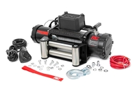 Image 12,000-Lb PRO Series Electric Winch w/ Steel Cable