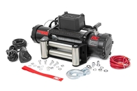 Image 9,500-Lb PRO Series Electric Winch w/ Steel Cable
