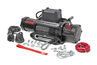 Image 12,000-Lb PRO Series Electric Winch w/ Synthetic Rope