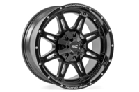 Image Rough Country One-Piece Series 94 Wheel, 20x10 (5x5)